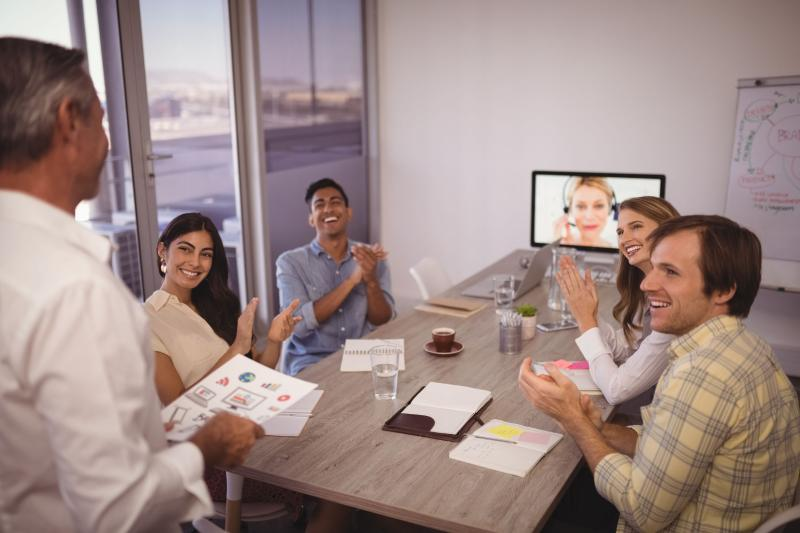 优因视频会议为企业带来各种便利