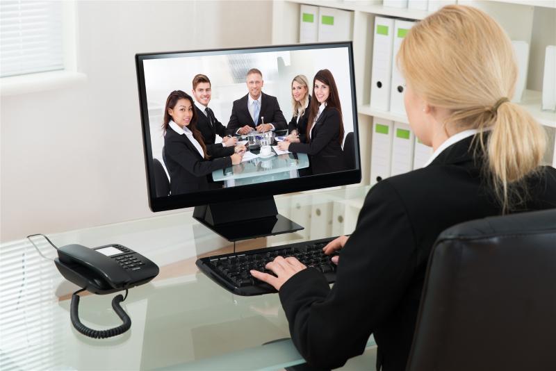 视频会议成为企业远程沟通的首选