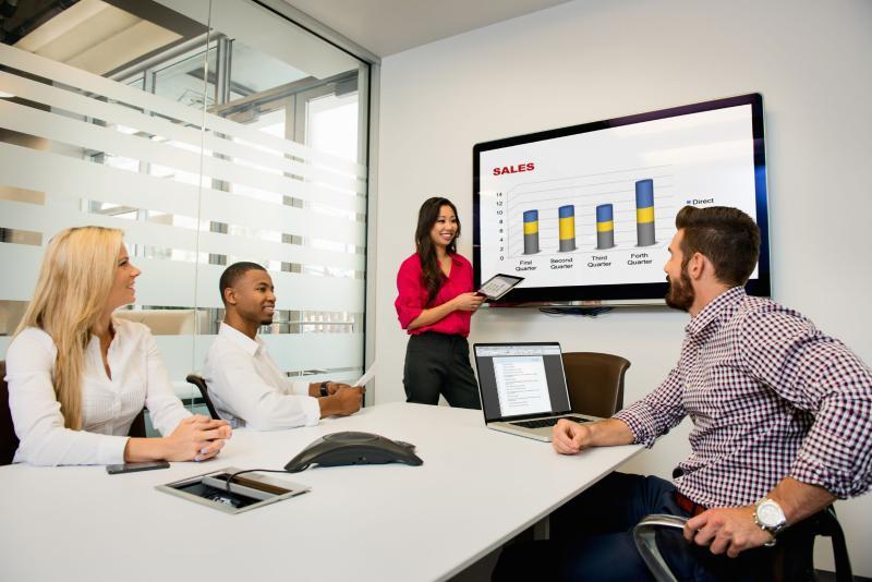 优因视频会议正在向更广泛的行业渗透