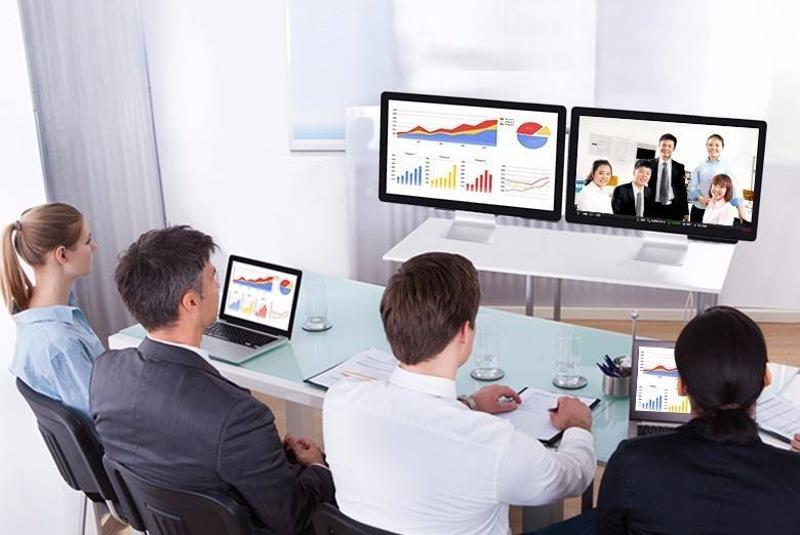 优因视频会议轻松解决企业开会难题