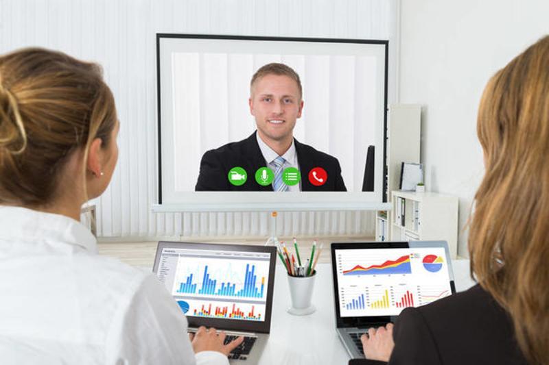 视频会议助力远程视频接访系统建设
