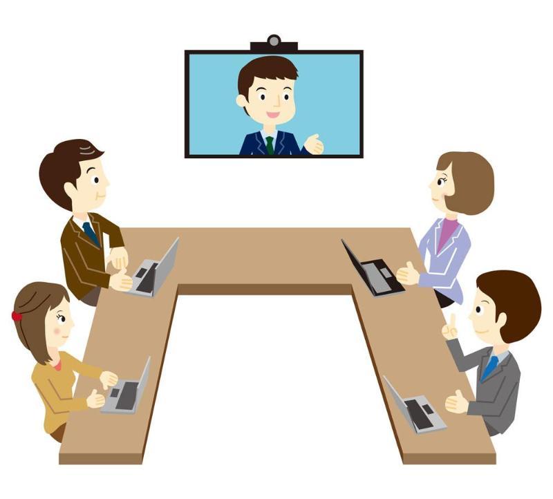 企业使用优因视频会议轻松解决三高问题