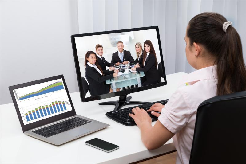 软件视频会议与即时聊天软件的区别