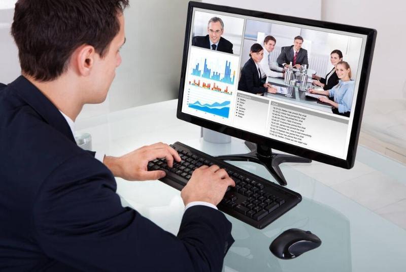 视频会议加速节约型社会建设