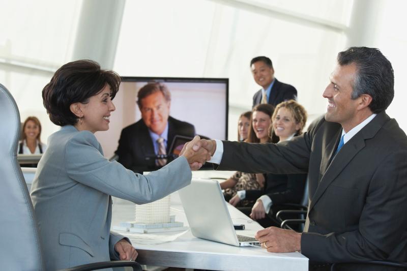 网络视频会议解决企业远程沟通难题
