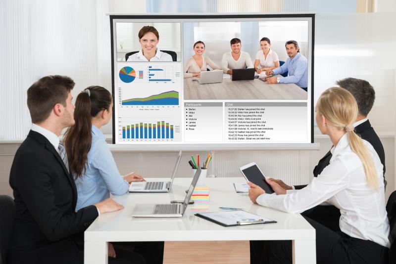 企业视频会议应用日益多元化