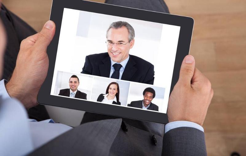 优因视频会议牵起云化办公潮流