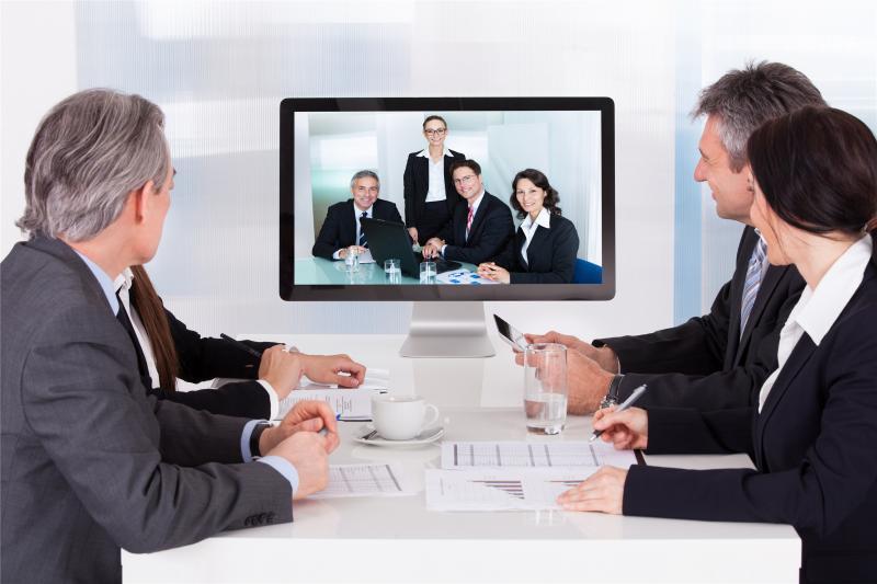 优因云会议在金融保险行业中的应用