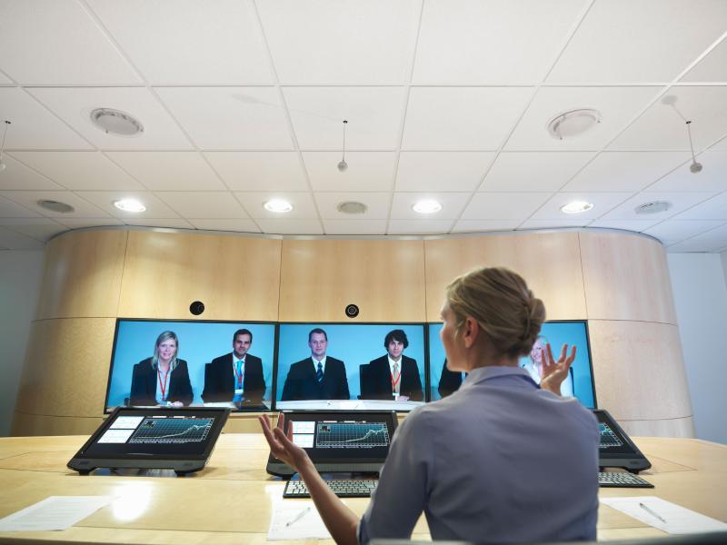 视频会议的构成与应用