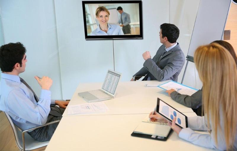 优因视频会议节省企业经费和时间