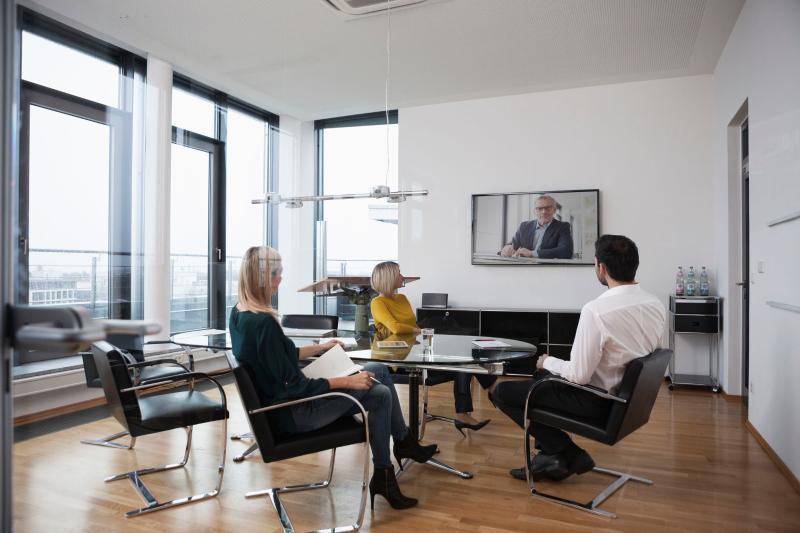 优因视频会议提高企业工作效率