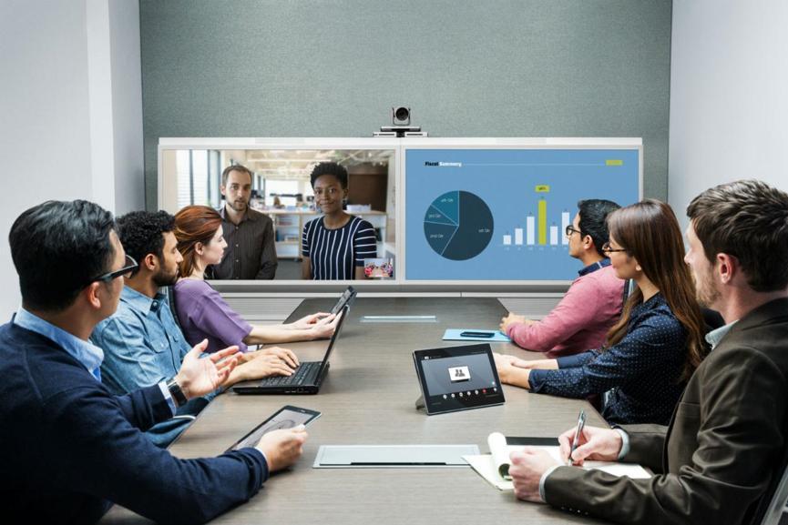 视频会议系统的关键技术