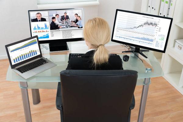 云会议成为企业视频会议首选