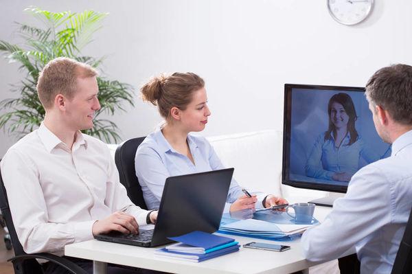 網絡視頻會議