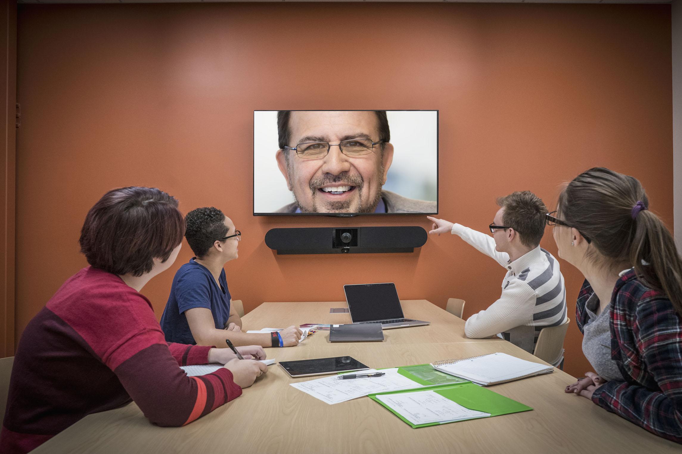 视频会议解决方案