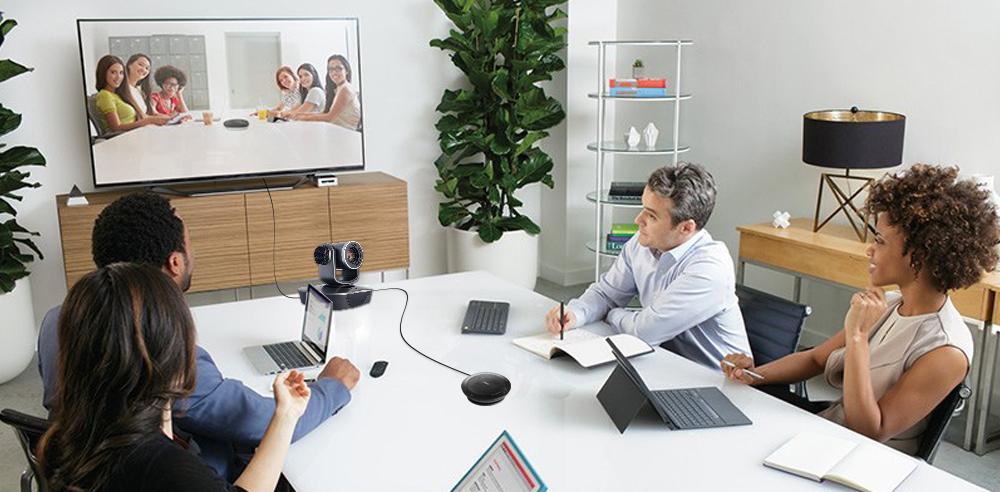 视频会议打破企业通信困境