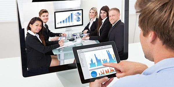 视频会议助力各行业
